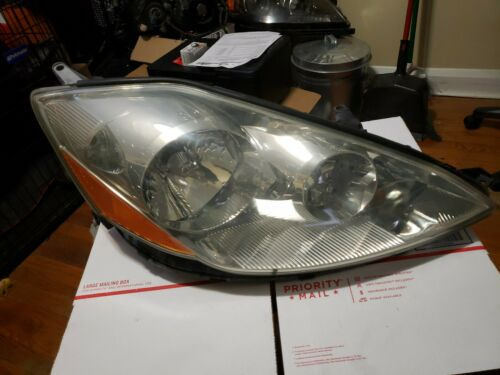 AMERICAN USED SIENNA 2006 HEADLIGHT SET
