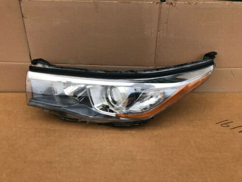 CLEAN USED HIGHLANDER 2015 HEADLIGHT SET
