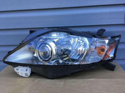 AMERICAN USED RX350 2007 HEADLIGHT SET
