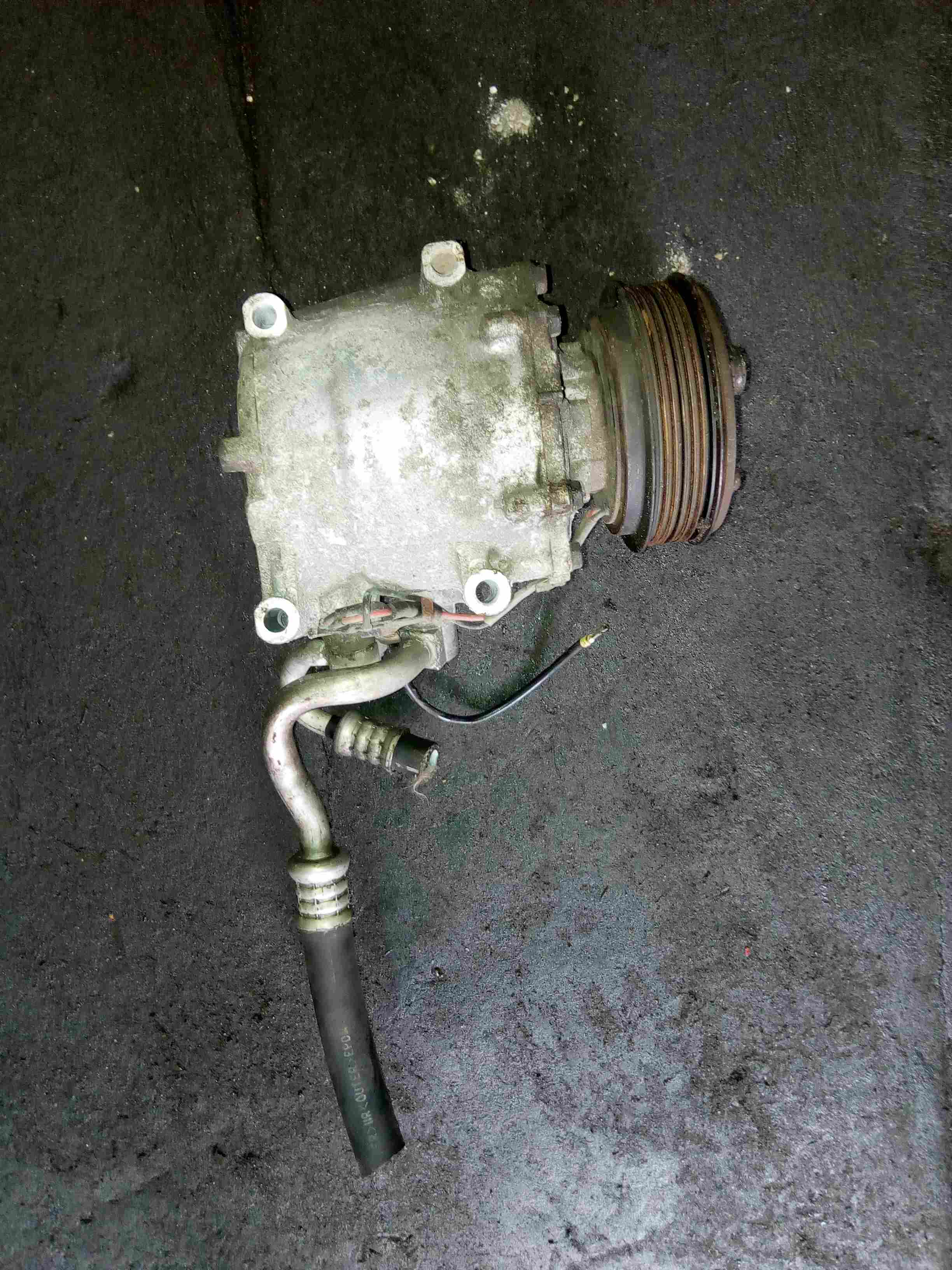AMERICAN USED CLEAN AC COMPRESSOR