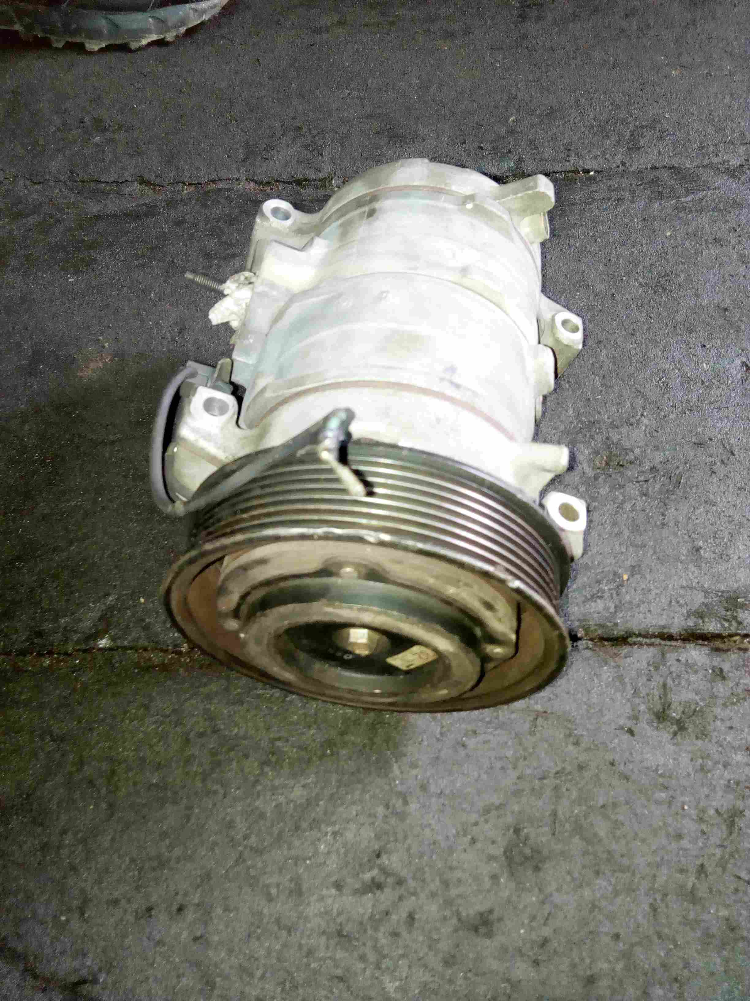 TESTED CLEAN AC COMPRESSOR