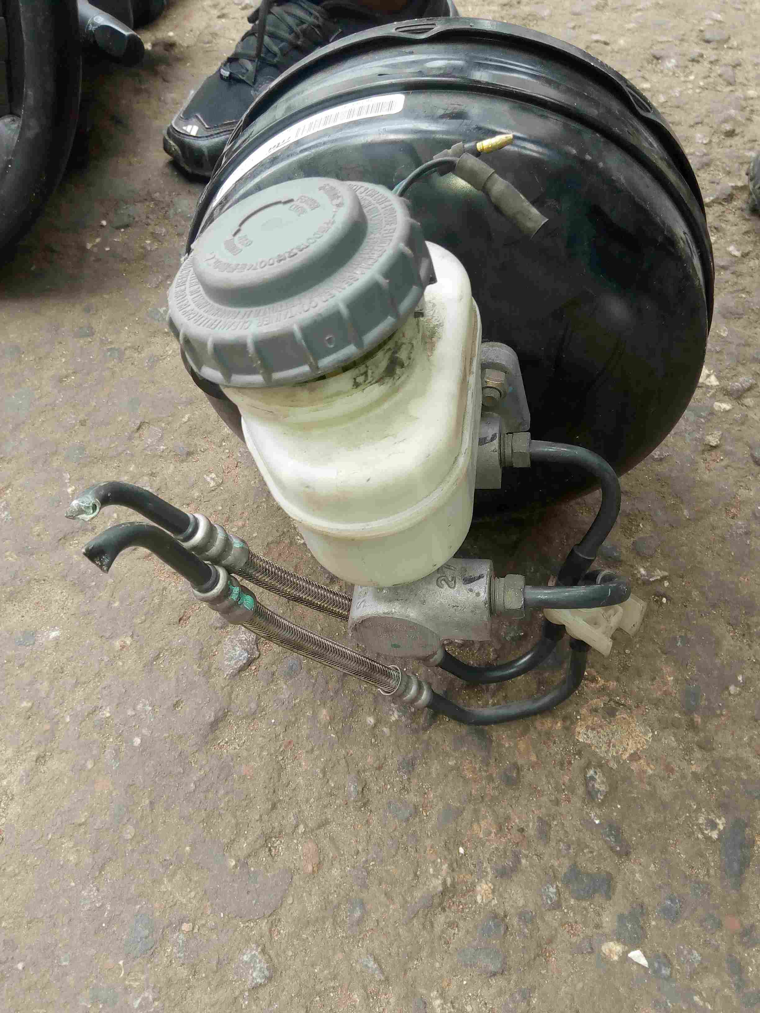 Well Tested American Used Brake Master