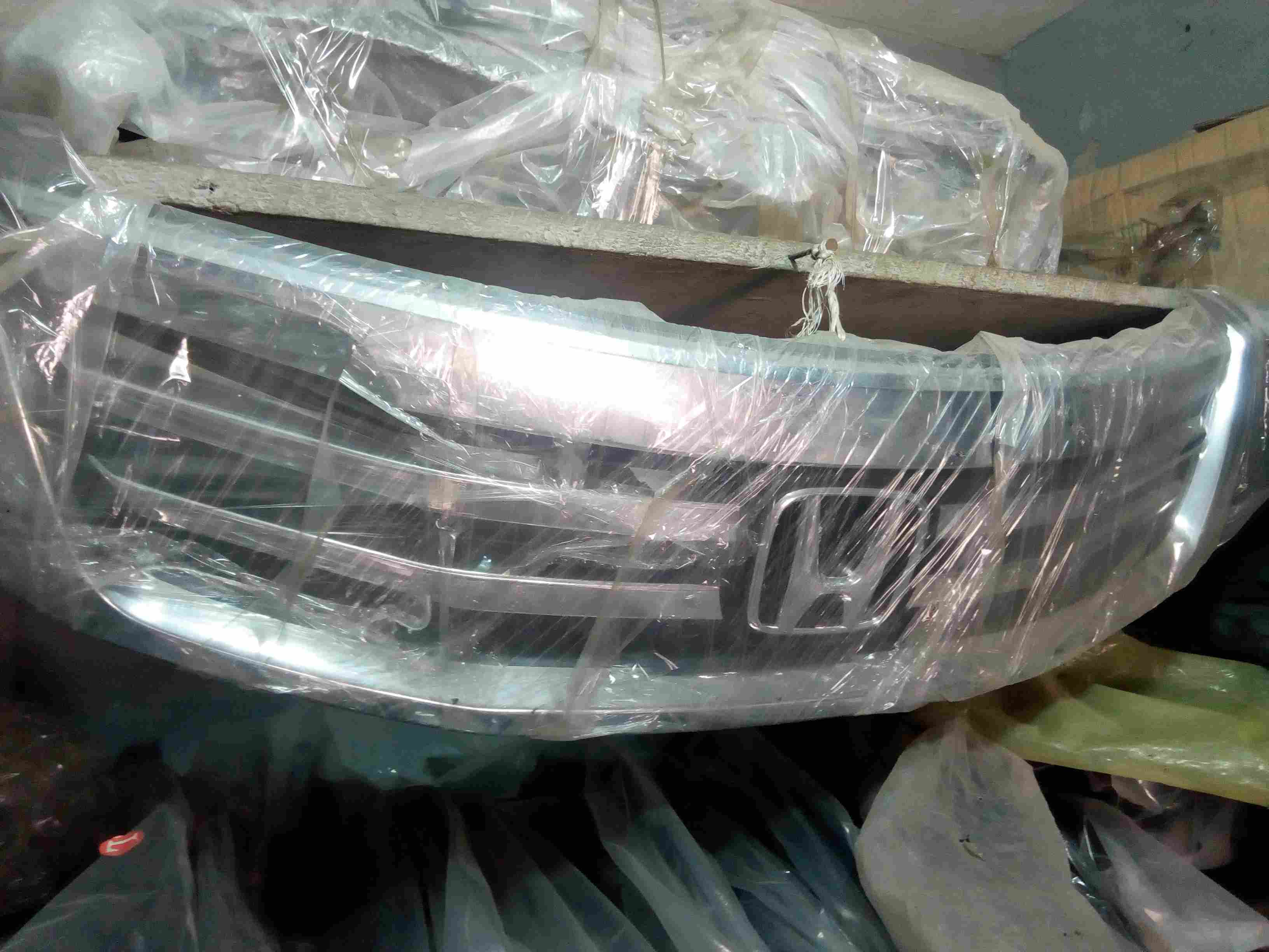 OEM Grille -  Honda 2014-2015 Accord