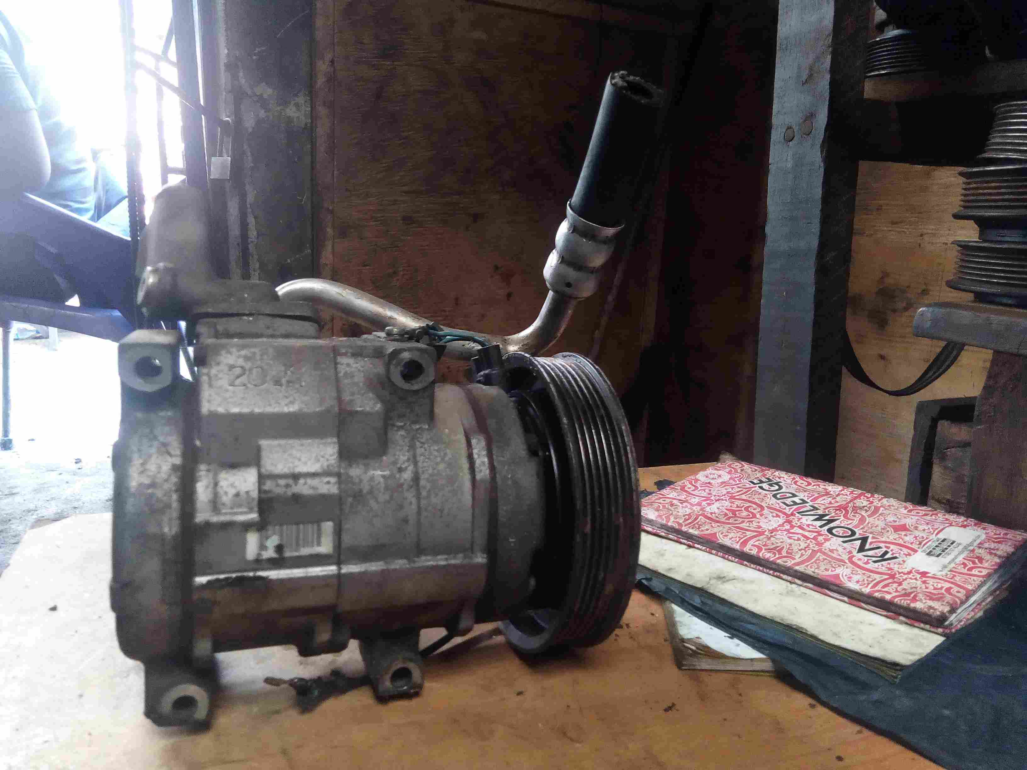 Europe Used AC Compressor