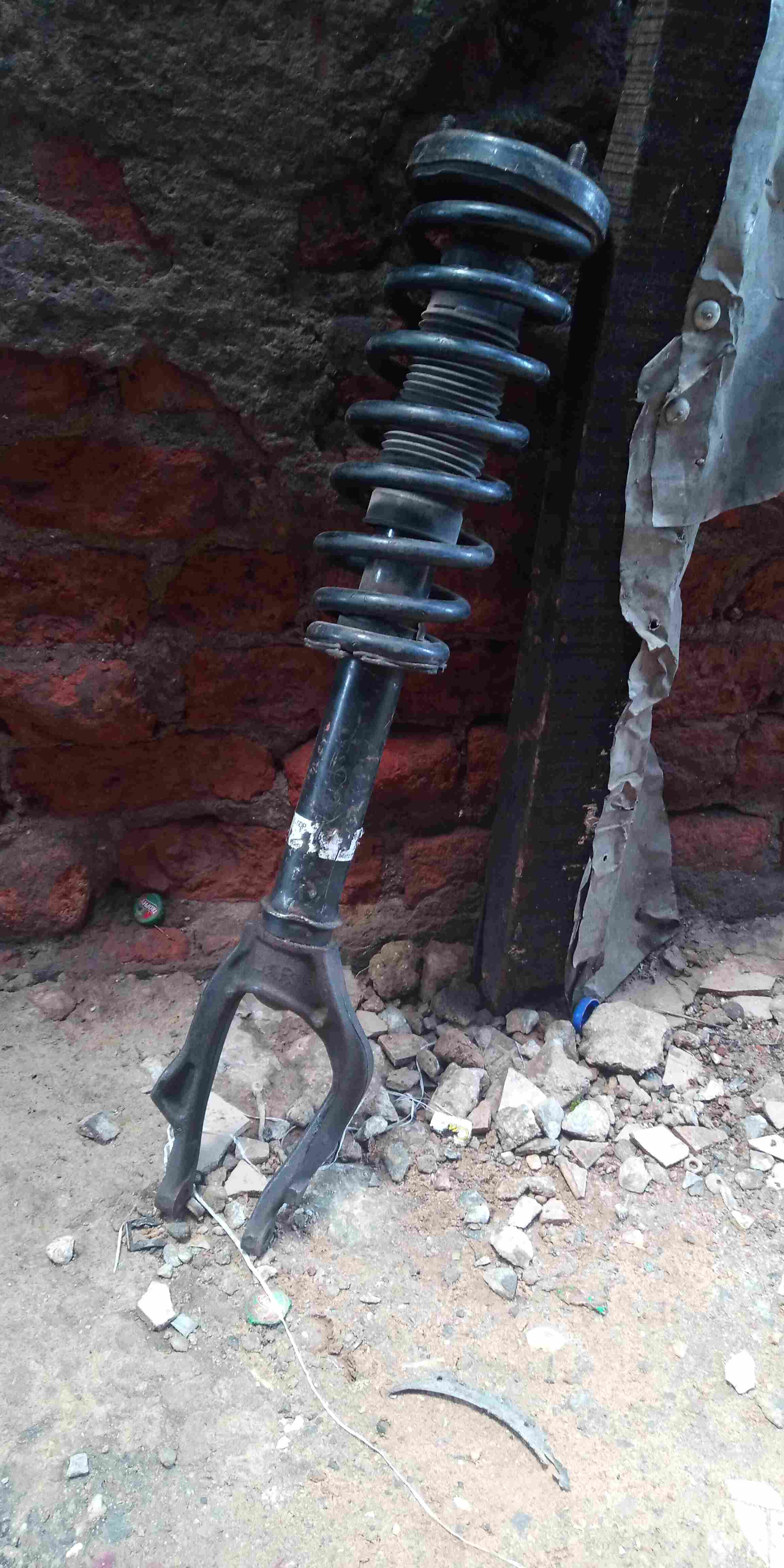 Fairly Used American Front Shock Absorber