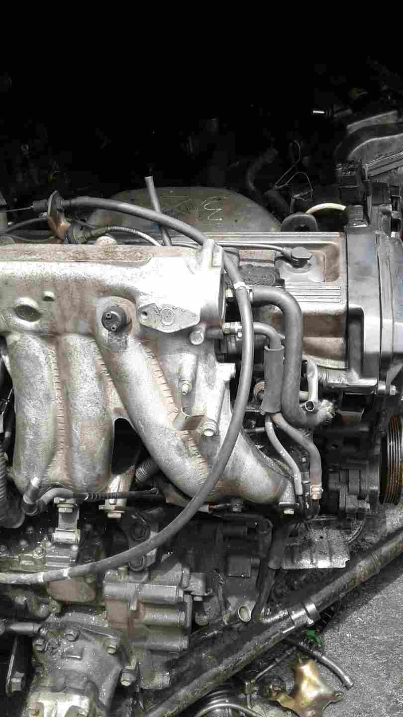 American used engine