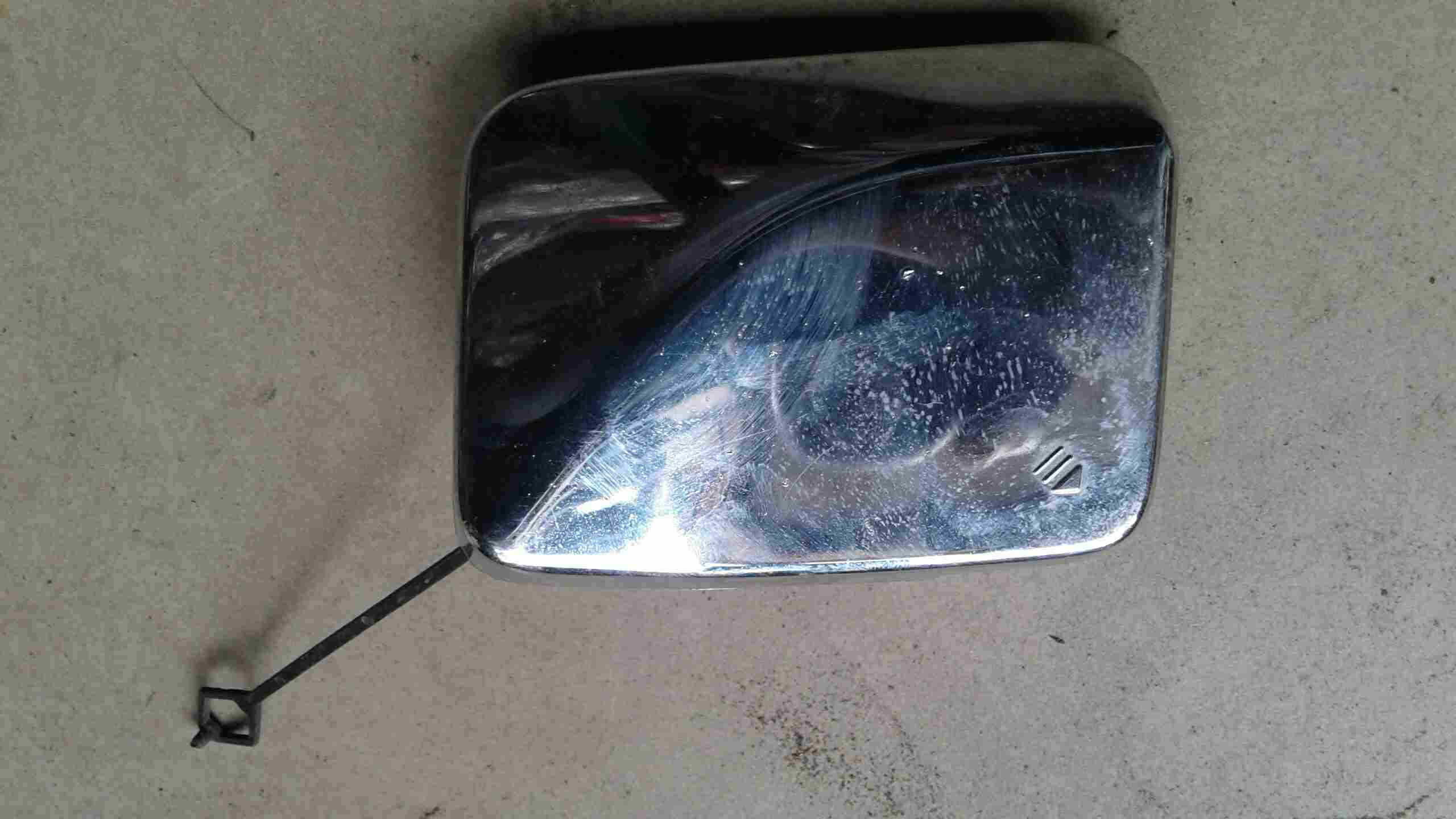 AMERICAN USED MERCEDES BENZ BUMPER COVER
