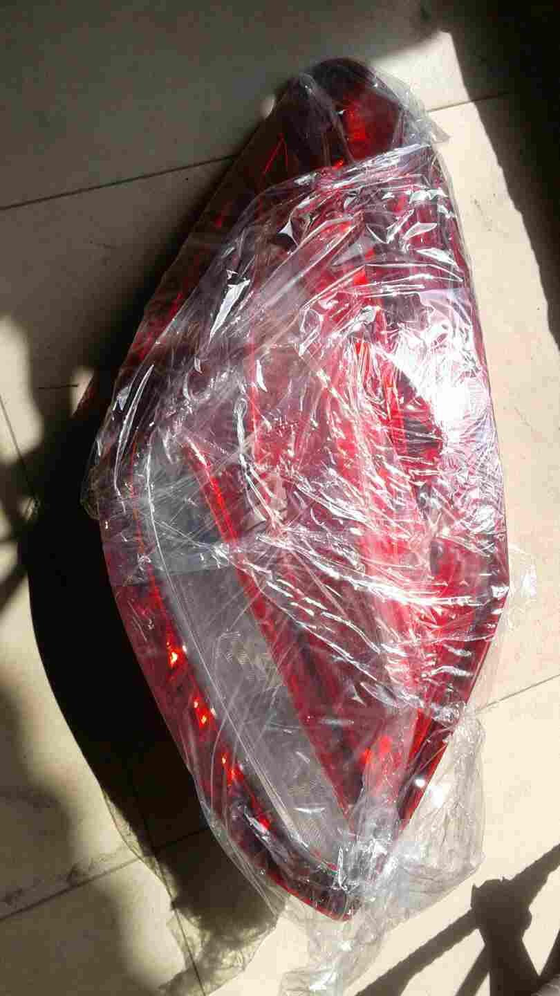 authentic europe used rear light