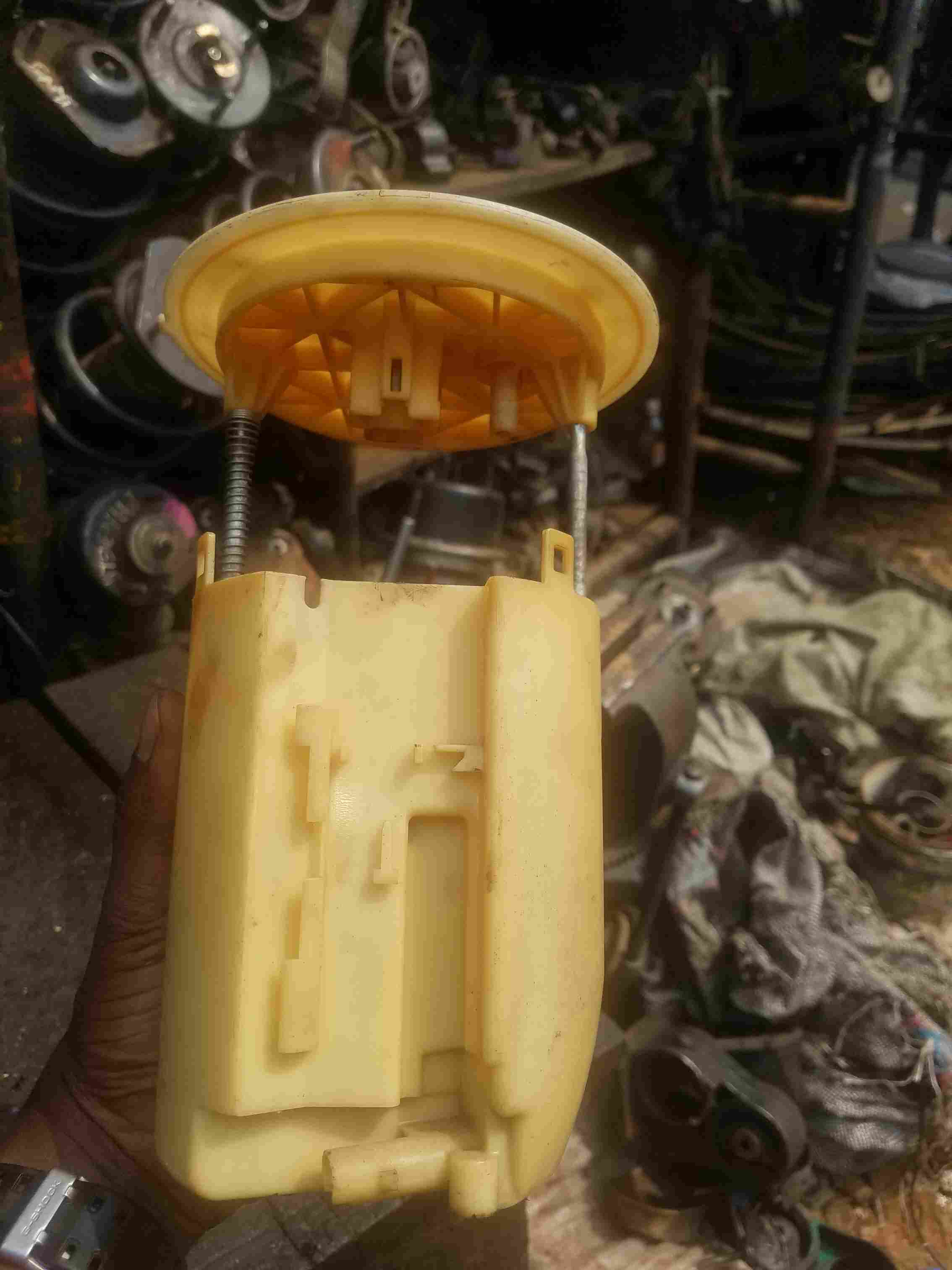 fairly used europe fuel pump