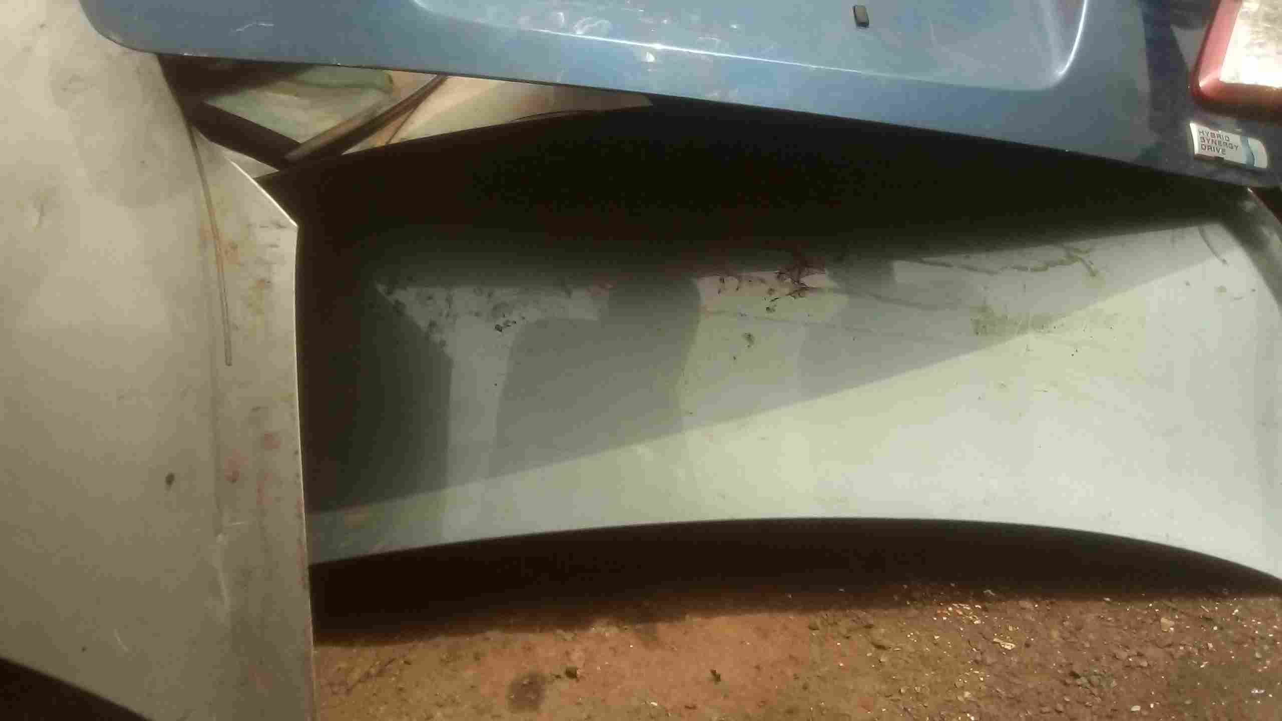 FAIRLY USED CAMRY BONNET