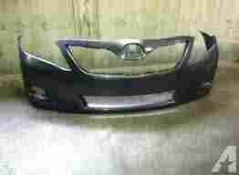 CLEAN USED CAMRY  FRONT BUMPER