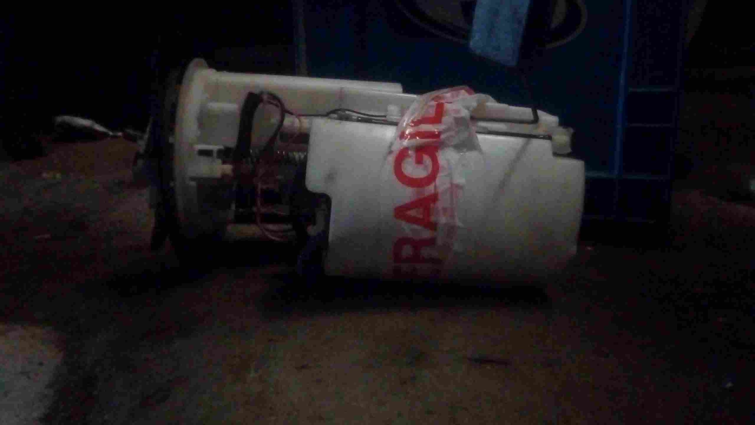 FAIRLY USED Fuel Pump -  Toyota 2007 Camry