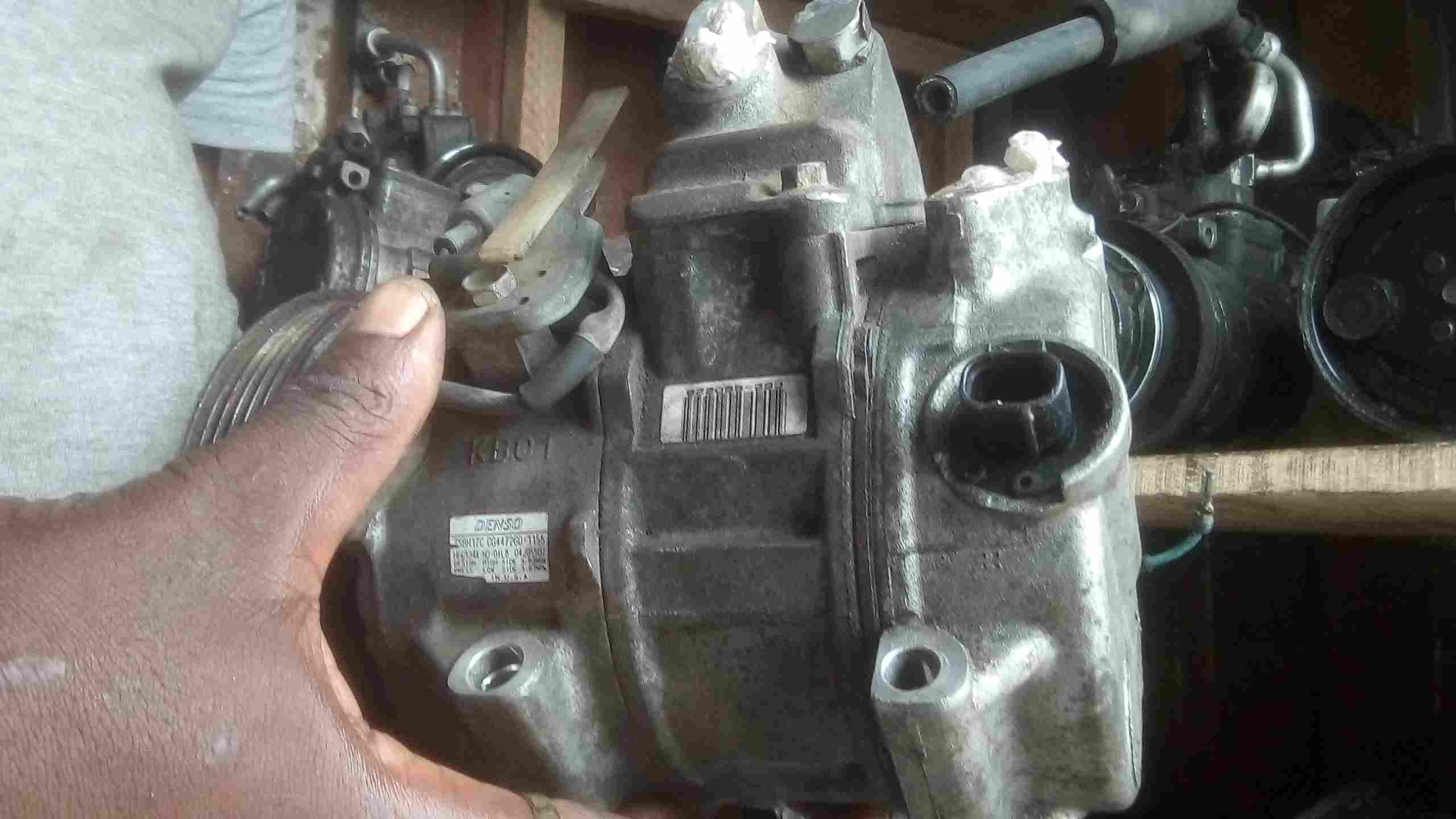 AMERICAN USED AC COMPRESSOR