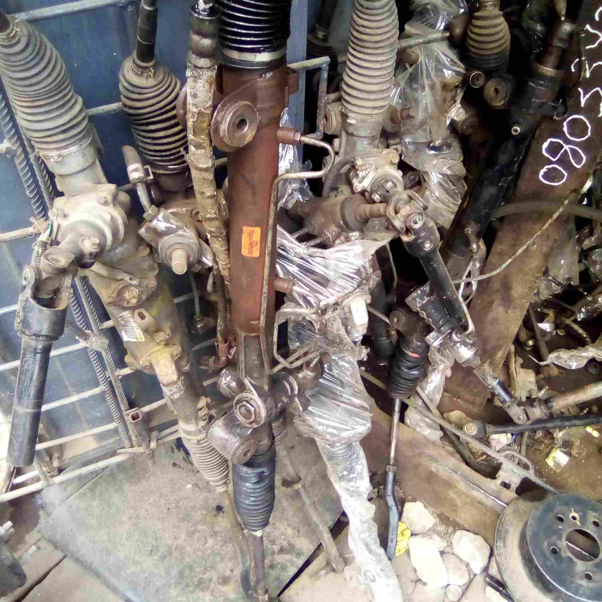 fairly used american steering rack
