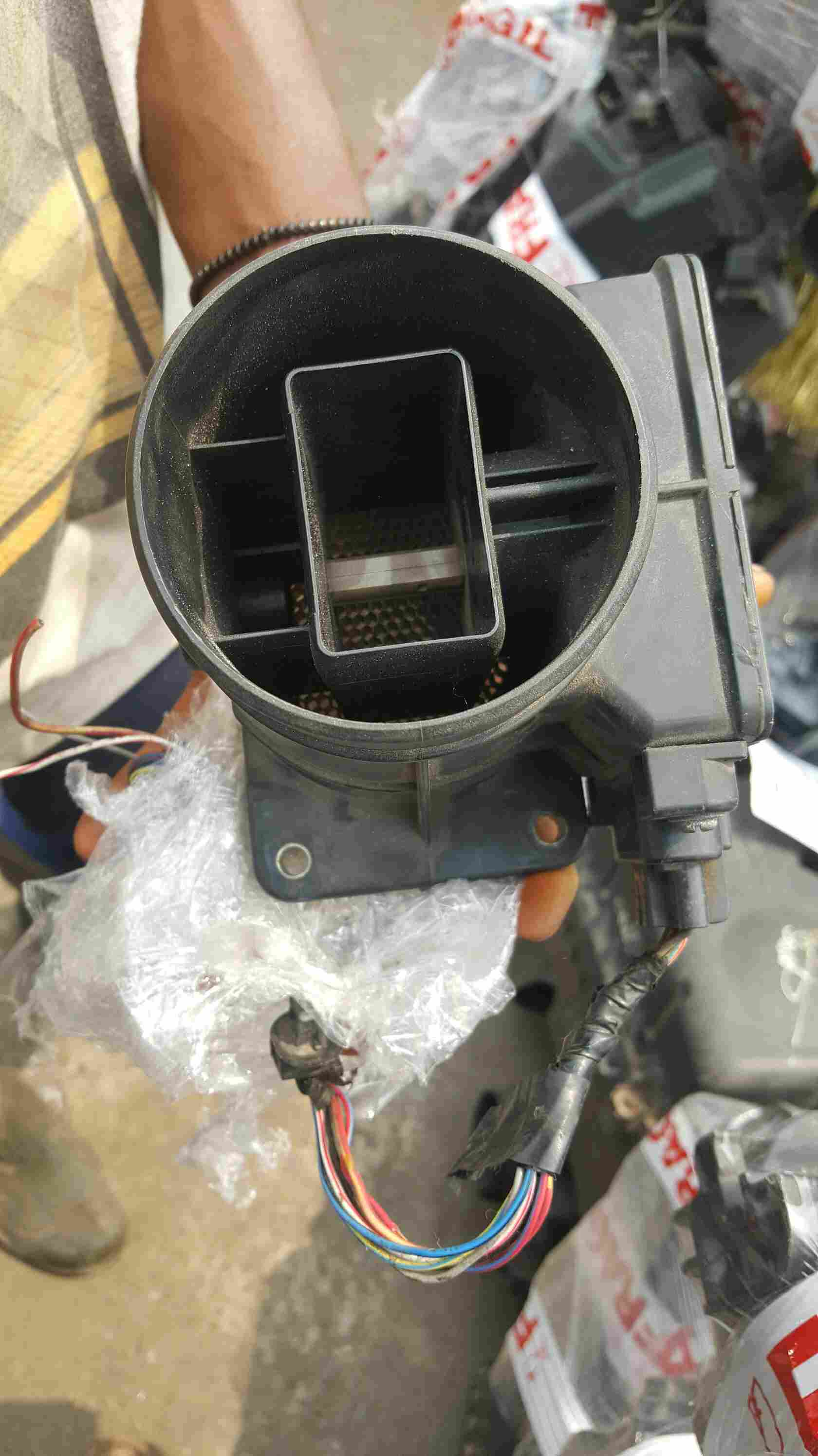 FAIRLY USED TOKUNBO AIR MASS METER