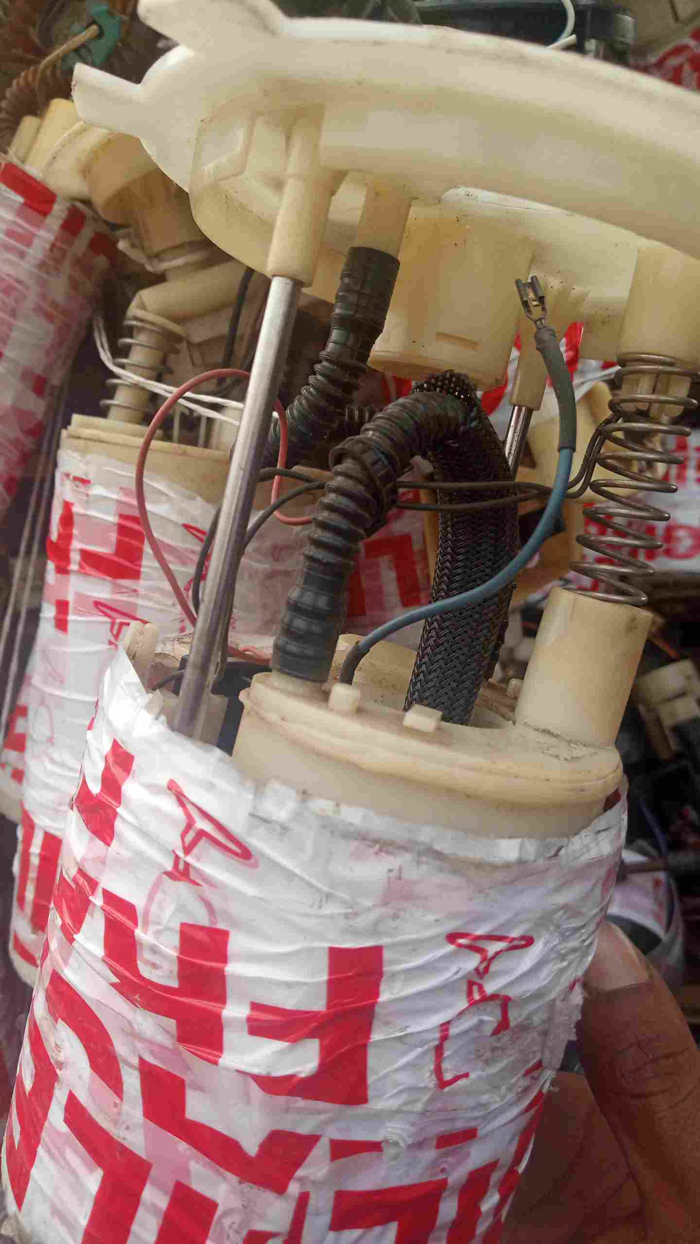 airly used american fuel pump