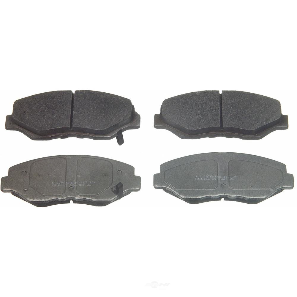 GENUINE UNIVERSAL BREAK PAD SET