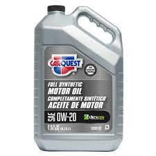 NEW CAR QUEST ENGINE OIL