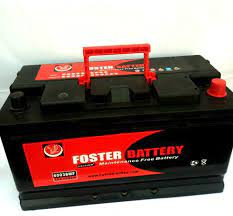 authentic foster battery