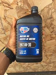GENUINE CAR QUEST SYNTHETIC OIL