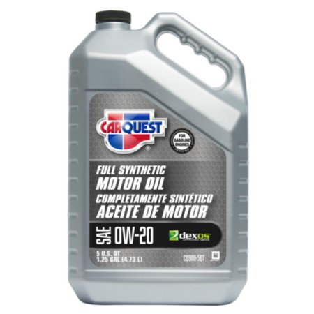 NEW CAR QUEST SYNTHETIC OIL
