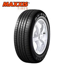 AUTHENTIC MAXISS TYRE