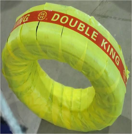 """CONFIRMED DOUBLE KING 2O5/55/R16-""""R16 RIMS"""" TYRES"""