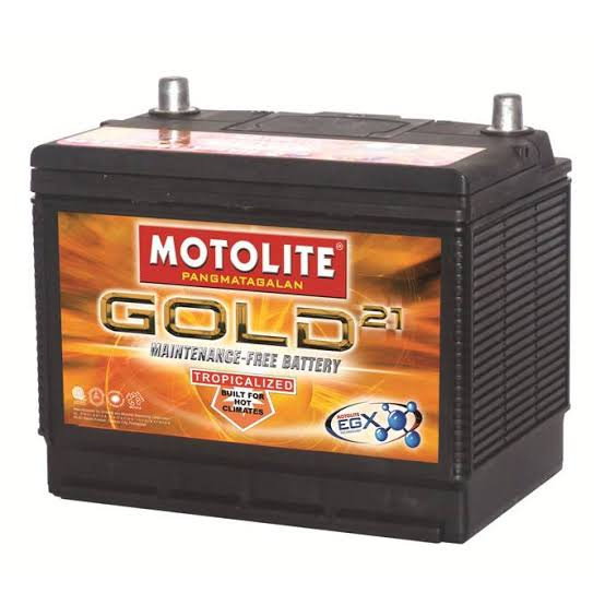 NEW GOLD BATTERY