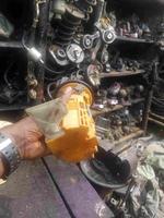 FAIRLY USED Fuel Pump -  Toyota 2002-2012 Avalon, 1999-2006 Camry, 1999-2004 Corolla, 2003-2007 Matrix, 1999-2008 Solara