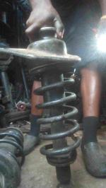 authentic used american shock absorber