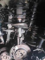 Europe Used Front Shock Absorber