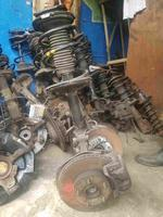 EUROPE USED  SHOCK ABSORBER with hub