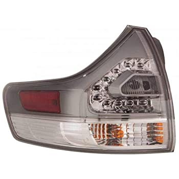 Authentic American Used rear light