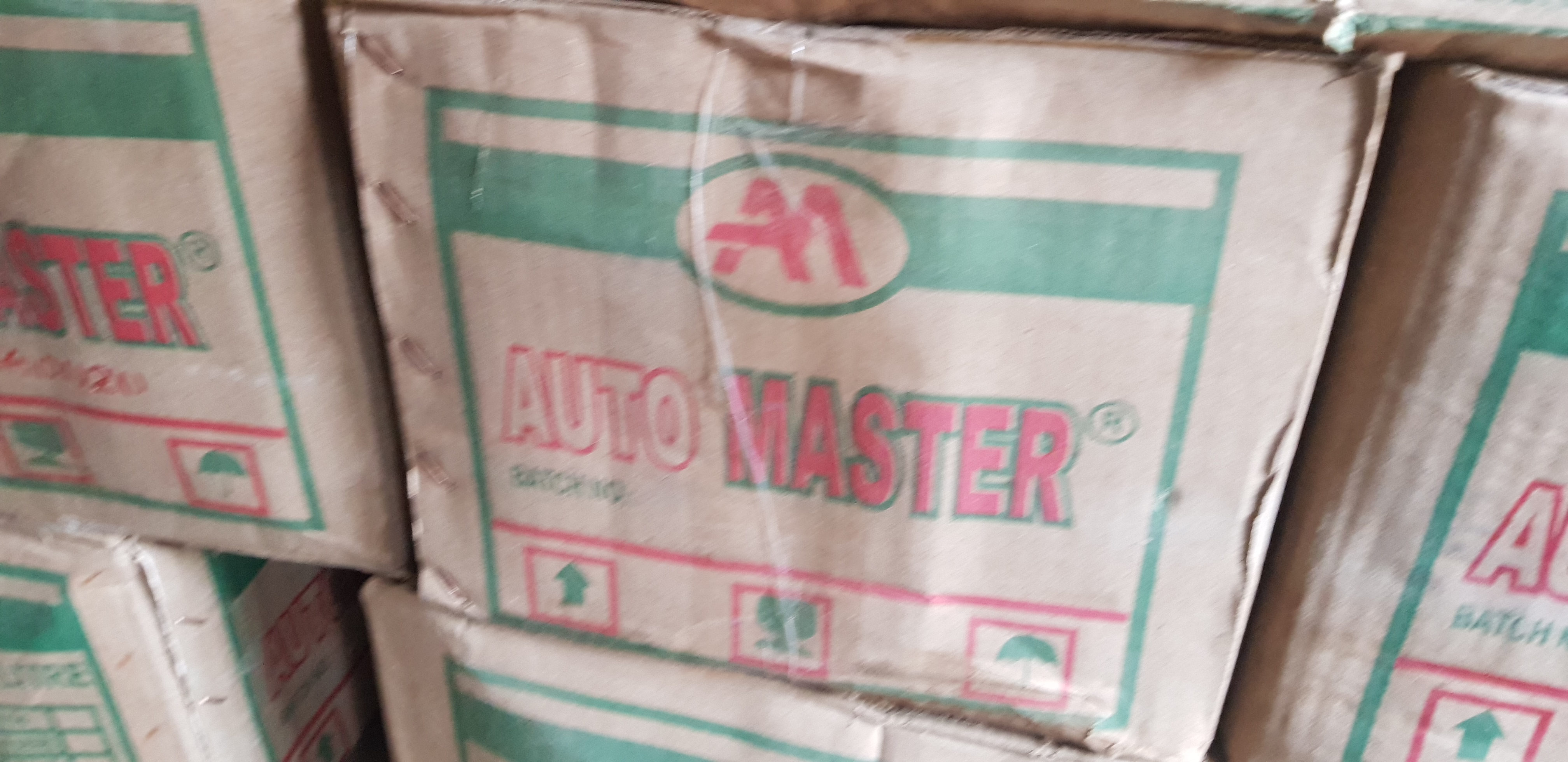 NEW AUTO MASTER TRANSMISSION OIL