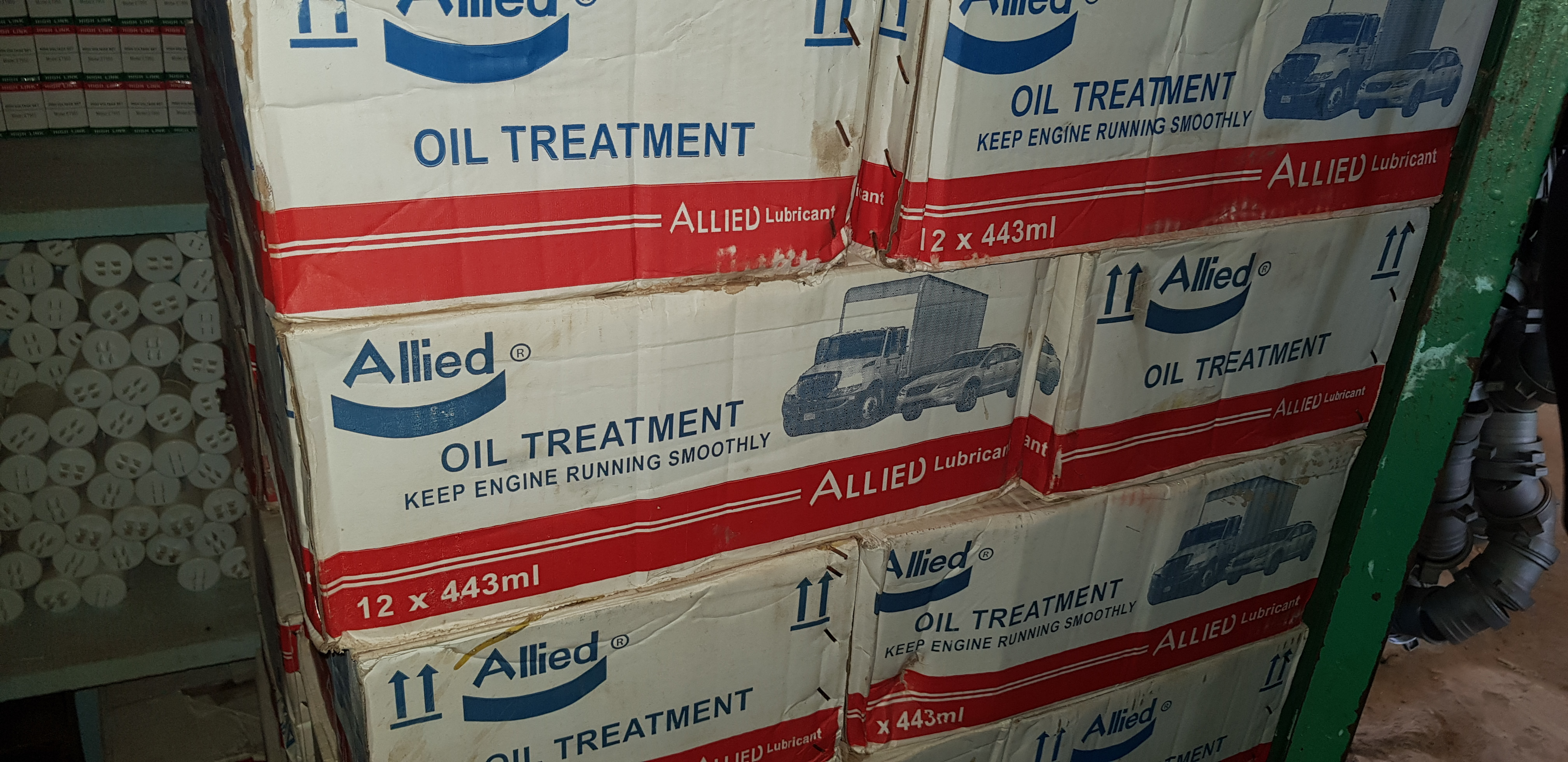 ORIGINAL ALLIED OIL TREATMENT