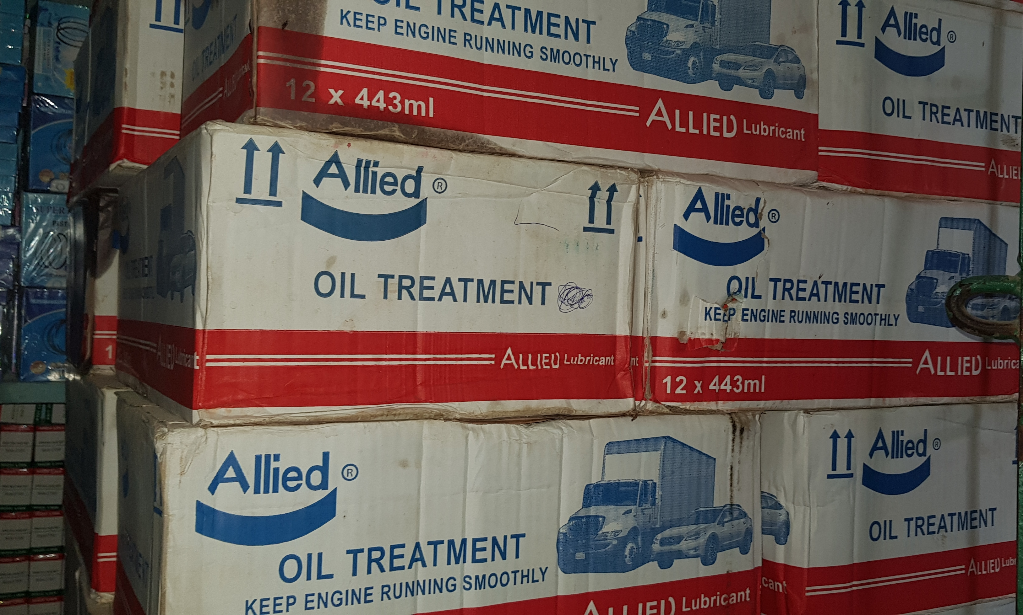 GENUINE ALLIED OIL TREATMENT