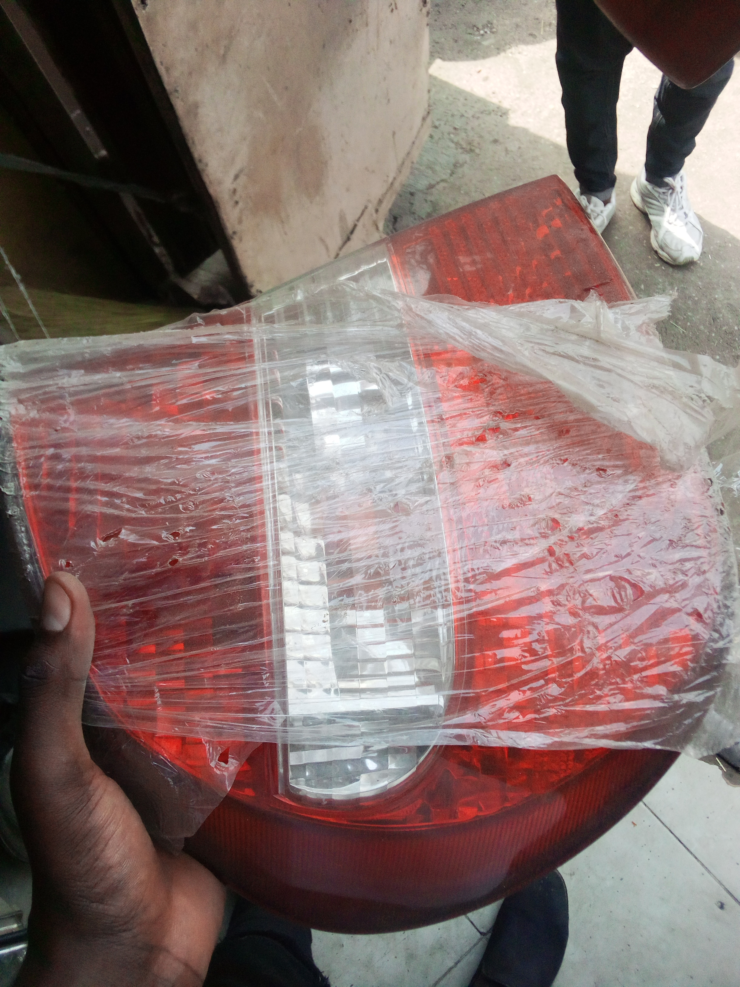 FAIRLY USED TOKUNBO TAIL LIGHT