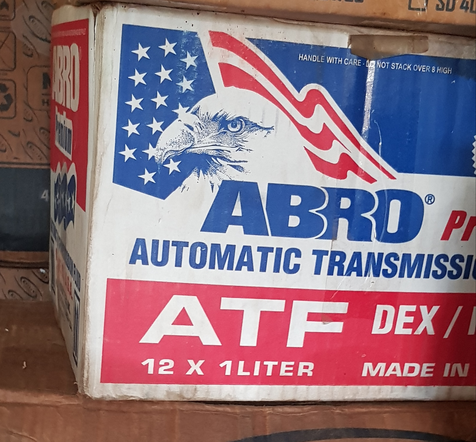 GENUINE ABRO TRANSMISSION FLUID