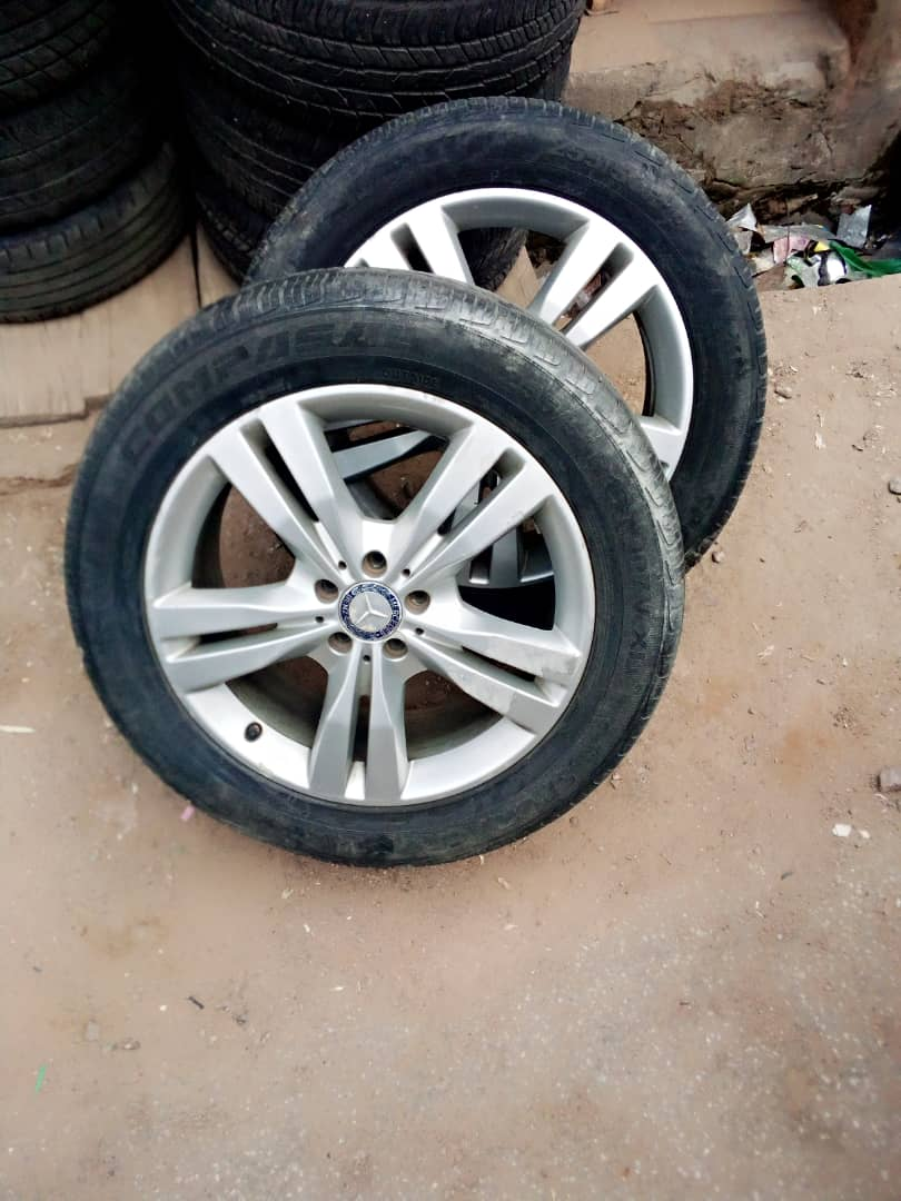 NEW CONFIRMED CARCOMMERCE TYRE
