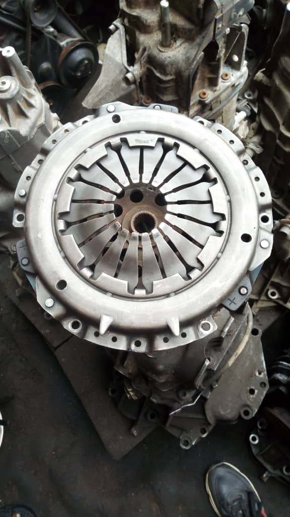 TOKUNBO USED CLUTCH DISC
