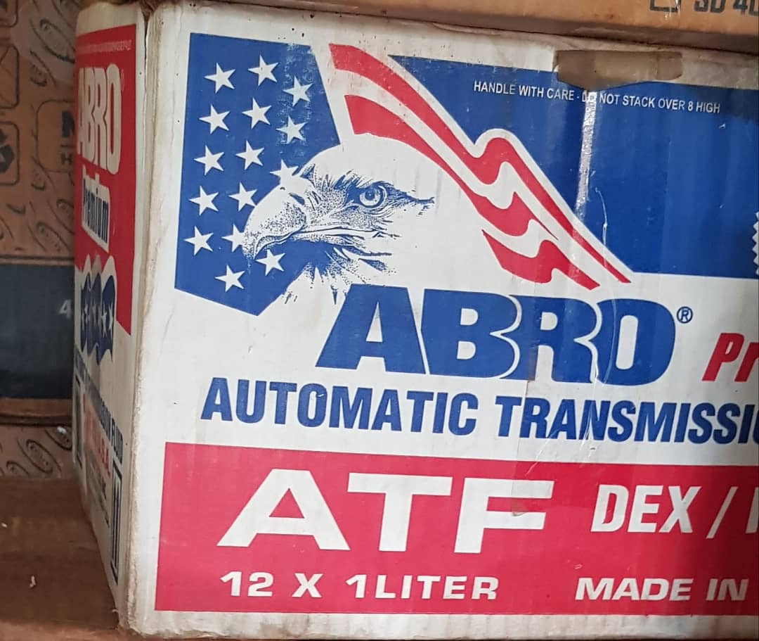 ORIGINAL ABRO GEAR OIL