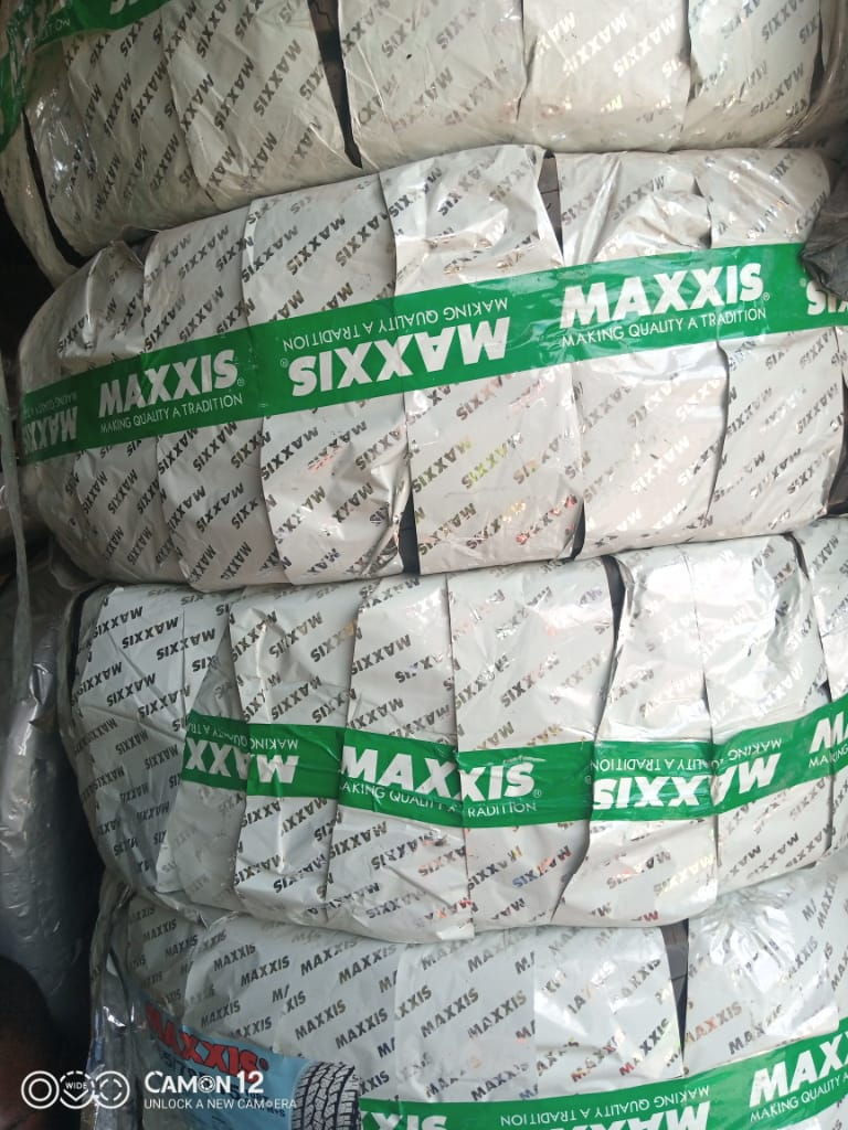 new maxiss tyre