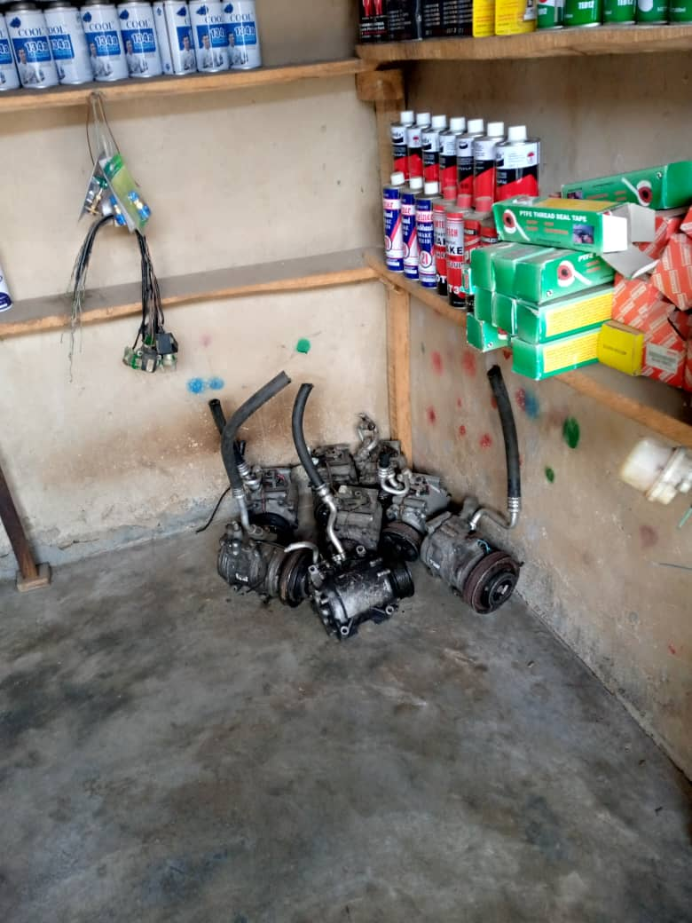 TOKUNBO USED POWER STEERING PUMP