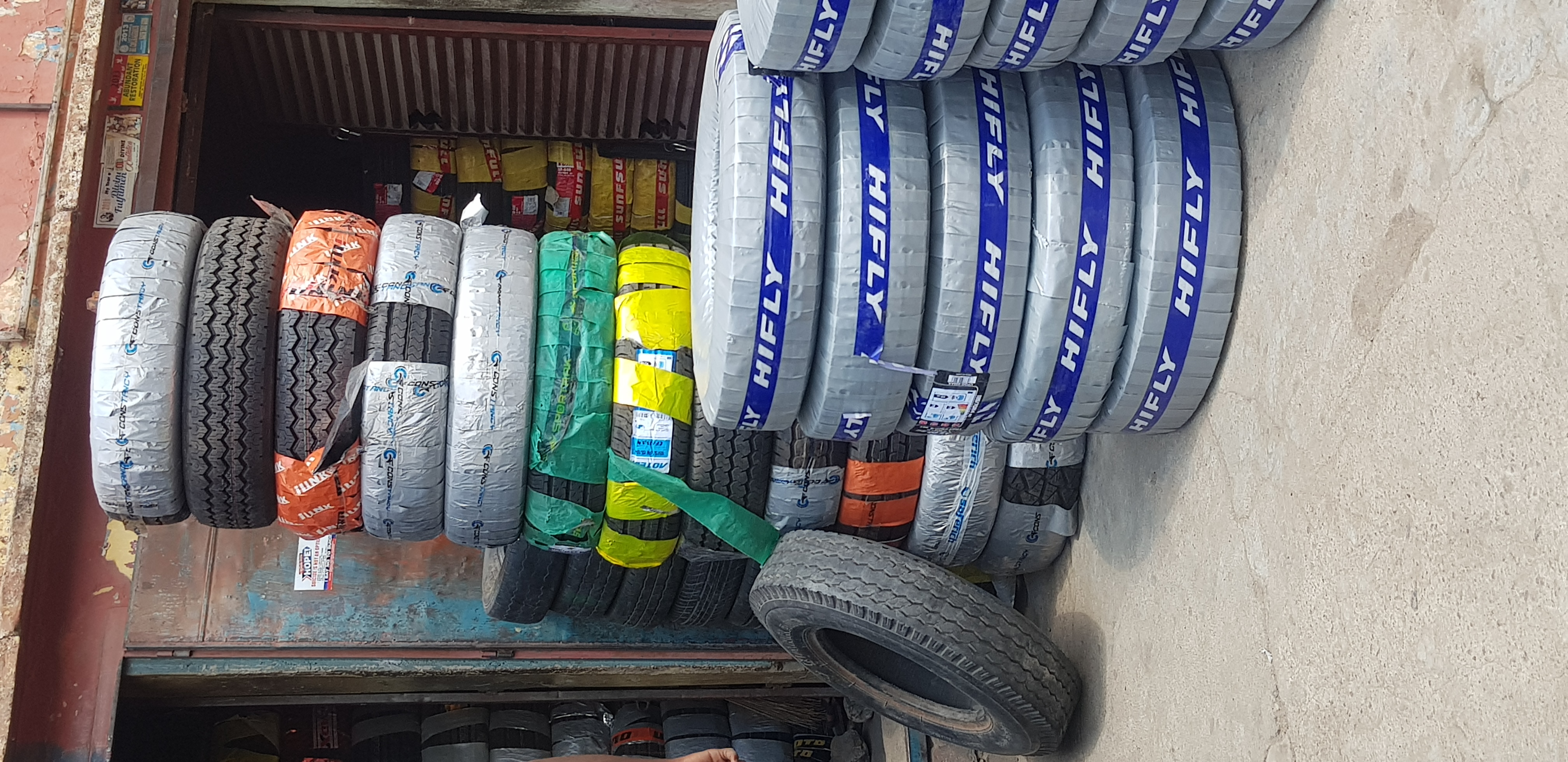 new michelin tyres