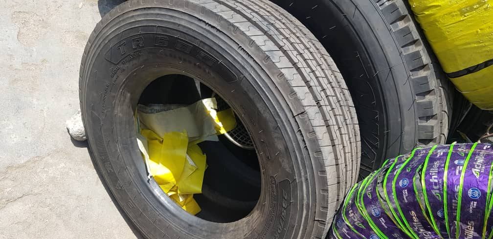 NEW CONFIRMED TOYOTA TYRE