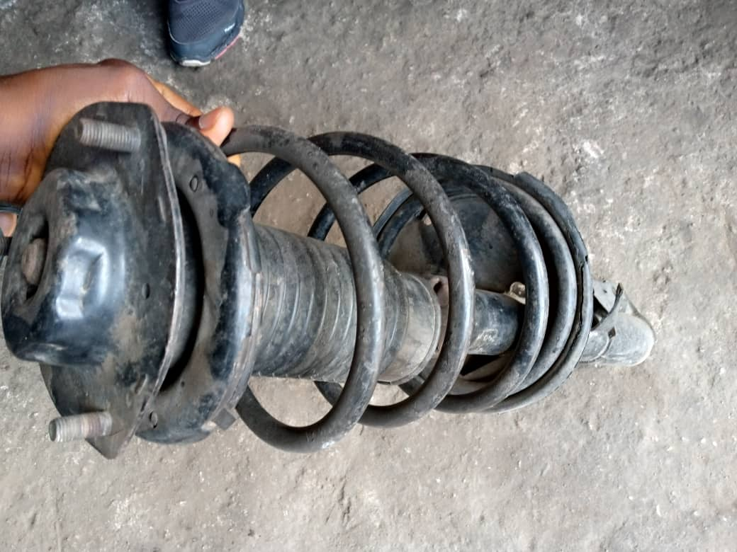 fairly used europe shock absorber