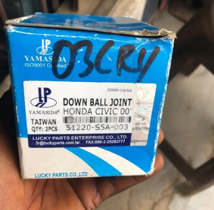 NEW Ball Joint -  Toyota 2007 Camry