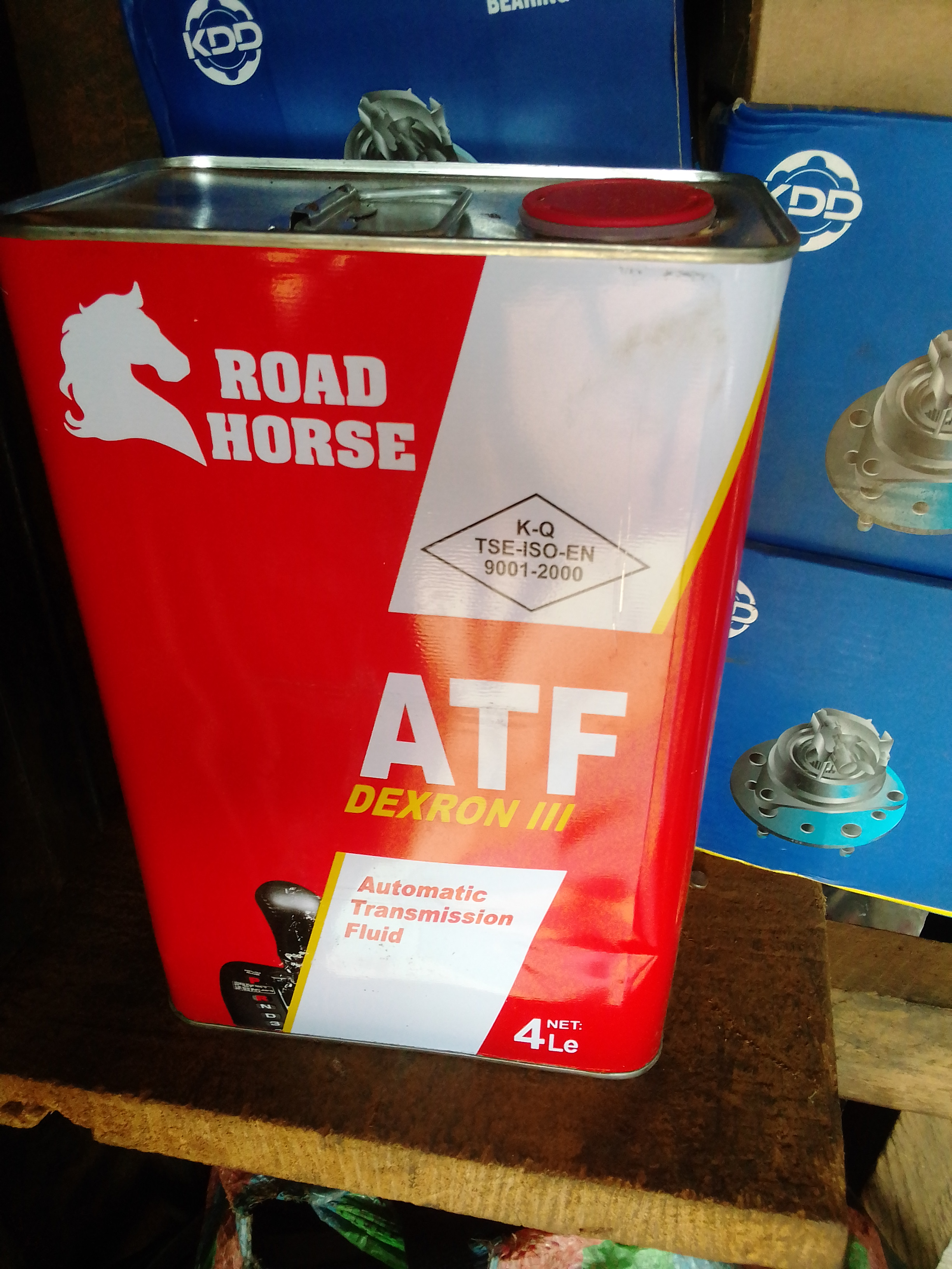 NEW ROAD HORSE ENGINE OIL
