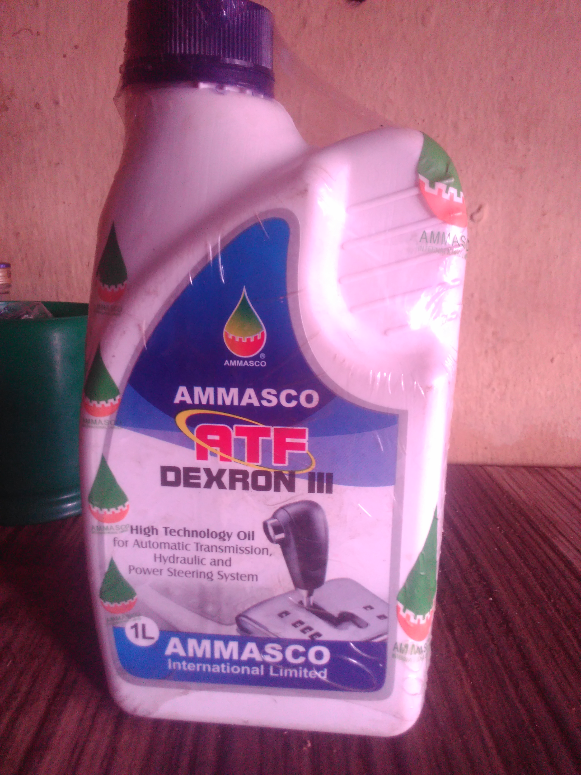 GENUINE AMMASCO TRANSMISSION OIL