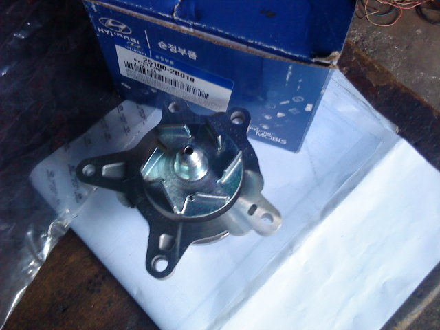 Mobis Water Pump - None